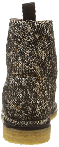 Castañer Bryony-Tweed, Stivaletto da Donna Marrone (Tweed)