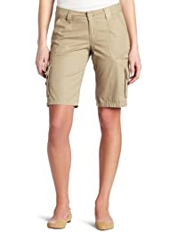 Dickies Women's 11-Inch Relaxed Cargo Short