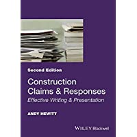 Construction Claims & Responses: Effective Writing & Presentation