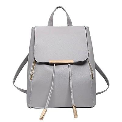 3f7a337a35 hot sale 2017 Black School Supplies Backpack Female PU Leather Backpack  Japanese Street Bag Women s School