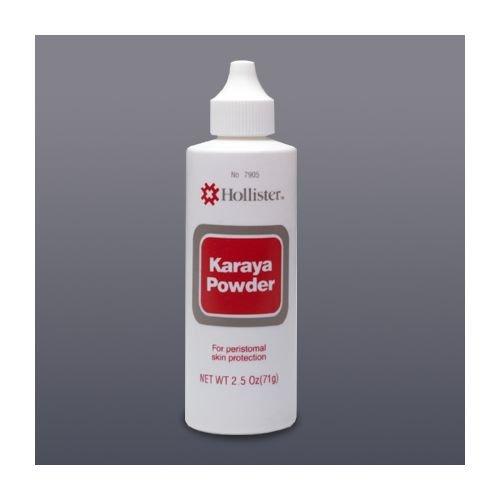 Karaya Powder - 2.5oz Puff Bottle - - Bottle Karaya Puff Powder