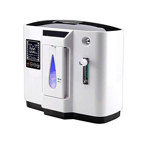 Vogvigo Home O2 Concentrator Generator, Adjustable Portable Machine (Portable Concentrator)