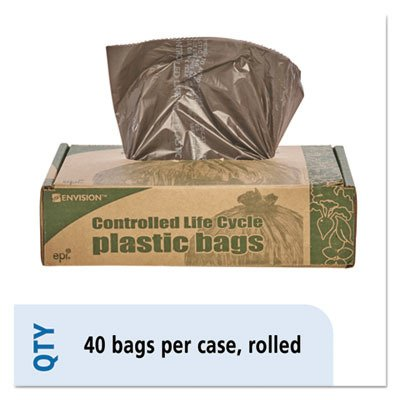 stog3344b11 – Stout eco-degradableプラスチックTrash Garbage Bag B005T8VHVE