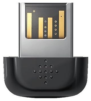 Fitbit memoria para sincronización Wireless, Negro