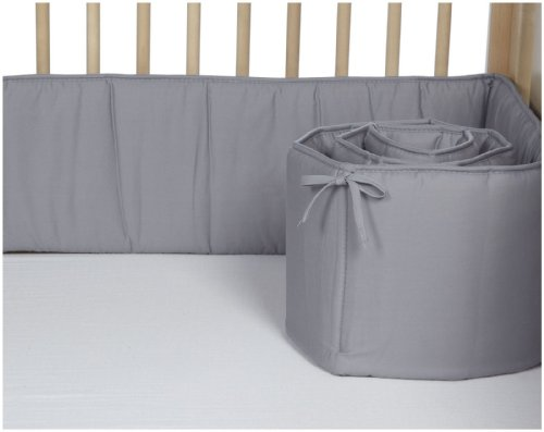 american-baby-company-cotton-percale-crib-bumper-gray