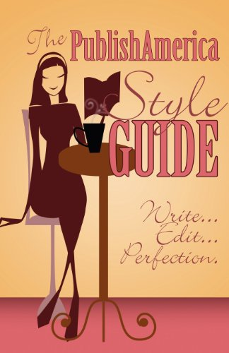 The Publishamerica Style Guide