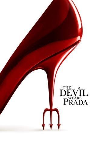 a Movie Poster 24in x36in (The Devil Wears Prada Movie Poster)