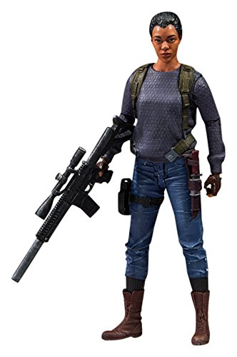 The Walking Dead TV Series 10 Sasha Exclusive Action Figure, 5 Inches