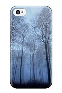 High Impact Dirt/shock Proof Case Cover For Iphone 4/4s (forest) by icecream design
