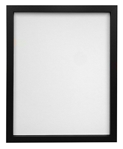 FRAMES BY POST Rio Picture Photo Frame, MDF Wood, Black, 18 x 12 ...