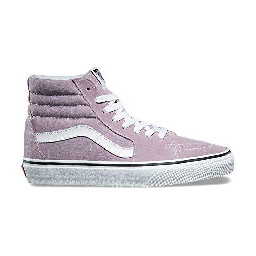 Vans Unisex Sk8-Hi Slim Skate Shoe (6.5 B(M) US Womens  5.0 D(M) US Mens 9523763b0
