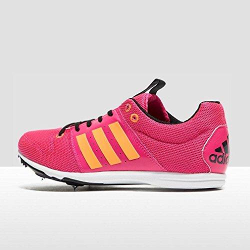 adidas allroundstar j - Zapatillas Rosa