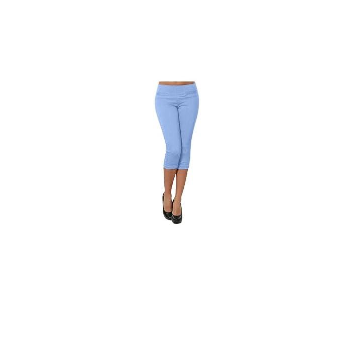 cinnamou Pantalones Mujer, Casual Pantalones Cortos Color ...
