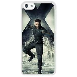 Wolverine Iphone 5c White Phone Case Active