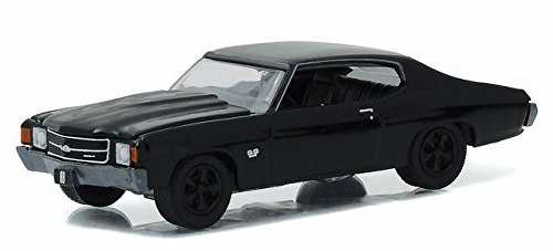 Greenlight Black Bandit Collection Series 16 Limited Edition - 1972 Chevrolet Chevelle SS 396