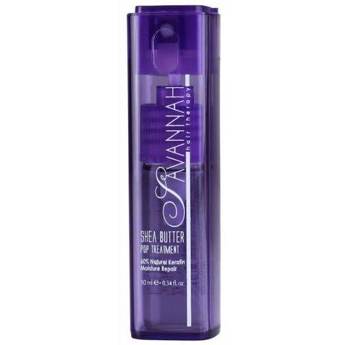 Savannah Hair Therapy - Pop Shea 60% Keratin Treatment by Savannah Hair - Stores Mall Savannah