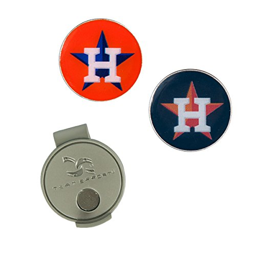 Team Effort MLB Houston Astros Hat Cliphat Clip, NA