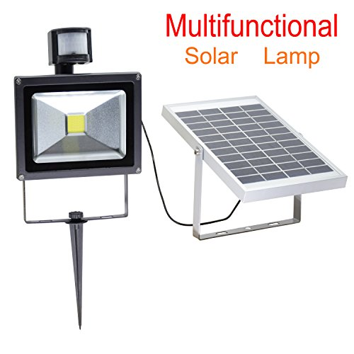 Wall Mount Outdoor Led Flood Light With Motion Sensor - 5