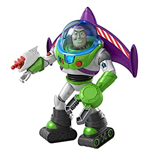 Toy Story Disney and Pixar Ultimate Space Ranger Talking Buzz Figure