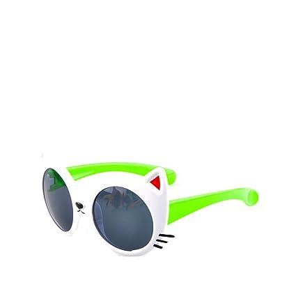 Bebé Niños Niños Chicas Gafas Anti-UV Gafas de Sol de ...
