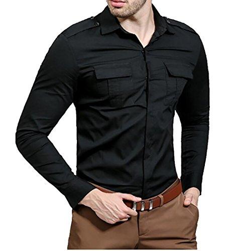 L/s Tactical Tall Shirt - 4