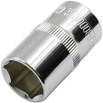 AP 1/2DR ソケット 16mm |ソケット ツール 手動工具 自動車工具 メンテナンス 整備 ハンドツール 作業工具 アストロ 回す ボックス レンチ コマ BOX 12.7sq ラチェット