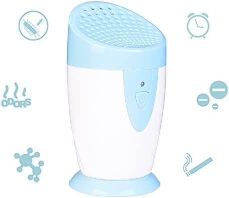 LianLe portátil de aire purificador iónico ozono Desodorizador ...