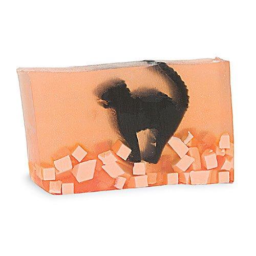 扱う入浴接地プライモールエレメンツ アロマティック ソープ スケアディキャット 180g ハロウィンにおすすめ植物性のナチュラル石鹸