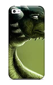Ryan Knowlton Johnson's Shop Best 2559316K37104351 Tpu Case For Iphone 5c With Dragon