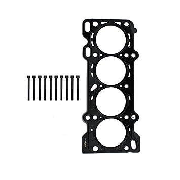 Amazon.com: 1993-2003 Mazda 626, Protege, MX-6 / Ford Probe 2.0L, 1.8L I4 Engine Codes FS, FP, A, BP Multi-layered steel Head Gasket and Head Bolts: ...