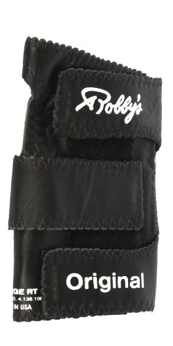 Robby's Leather Original Right Wrist Support, Small