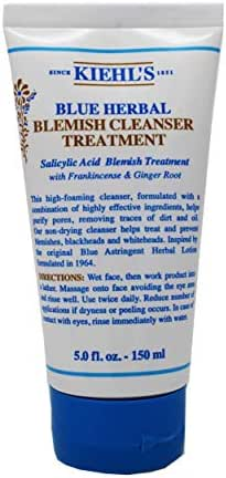 Blue Herbal Blemish Cleanser Treatment 150 ml.