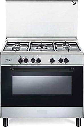 De Longhi FMX 96 ED - Cocina de gas con horno eléctrico ...