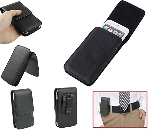 prezzo base design moderno enorme sconto DFV mobile - Custodia Fodero Eco Pelle Passante Cintura e ...