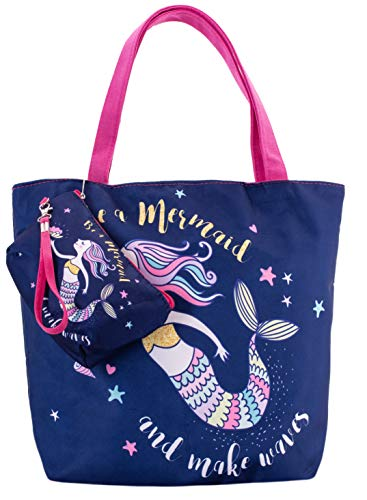 Tote Bag - Mermaid - Be a Mermaid