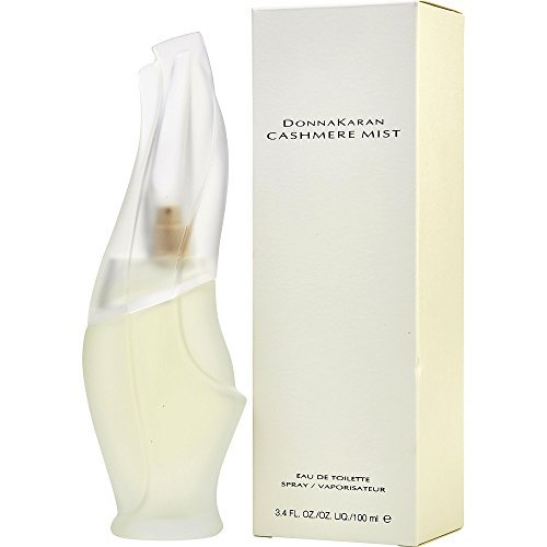CASHMERE MIST by Donna Karan EDT SPRAY 3.4 OZ for WOMEN ---(Package Of 4)