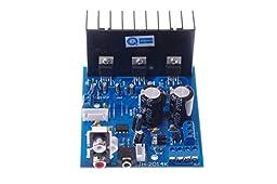 SMAKN® TDA2030A 2.1 Stereo Audio Amplifier 3 Channel Subwoofer Bass Amplifier Board