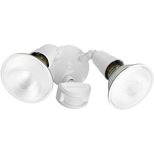 Motion Sensor Flood Light Socket in US - 4