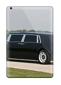 Awesome IeQ-434RBTMNrgv ReidGiles Defender Tpu Hard Case Cover For Ipad Mini/mini 2- Rolls Royce Phantom 39