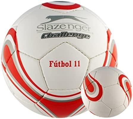 Slazenger 0000301 Balón Challenge, Negro, S: Amazon.es: Deportes y ...