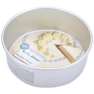 8x3 Cake Pan