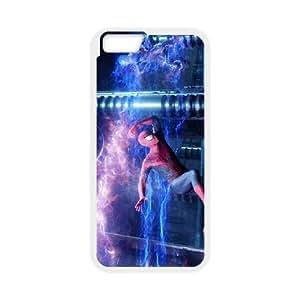 the amazing spider man 2 movie stills iPhone 6 Plus 5.5 Inch Cell Phone Case White ten-260019