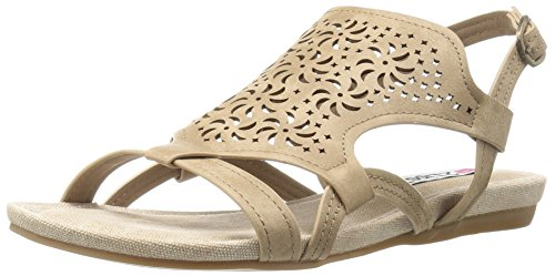 2 Lips Too Women Sandal Dress Cassie Natural rrxafw1d