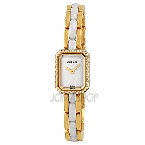 Chanel Chanel Premier 18kt Amarillo Oro y Diamantes Damas Reloj