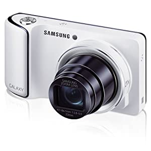 Samsung EK-GC110ZKAXAR 16.3MP Digital Camera with 21.0x Optical Image Stabilized Zoom with 4.16-Inch TFT LCD Screen