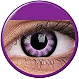 ColorVue BigEyes Quarterly Conatct Lens - 2 Units (Ultra Violet)