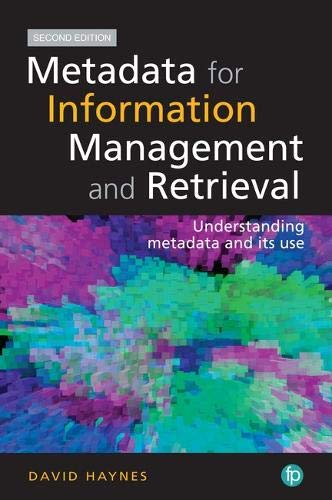 !Best Metadata for Information Management and Retrieval: Understanding metadata and its use K.I.N.D.L.E
