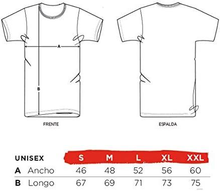 REI ZEN TOLO | Camisetas Hombre Originales | Camiseta EU (Elemento Único) 100% Algodón Orgánico | Camiseta Hombre Divertida | Camiseta Hombre Friki | ...