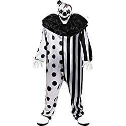 Kangaroo's Halloween Costumes - Killer Clown Costume, Adult Plus Size