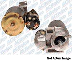 ACDelco 323-1651 GM Original Equipment Starter